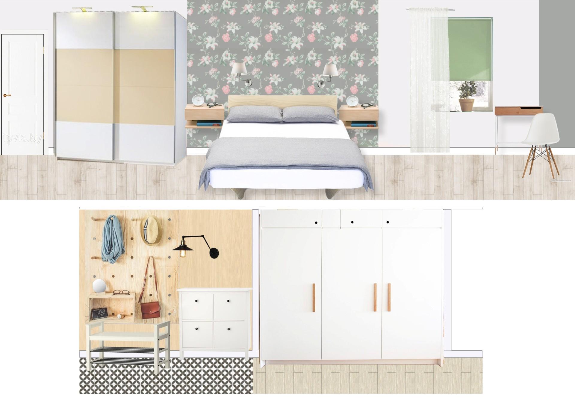 Модель комнаты